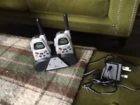 Binatone MR 250 Walkie Talkies