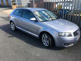Audi A3 immaculate condition, 2.0 tdi stage 1 remap 200bhp. Great example