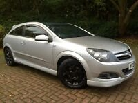 VAUXHALL ASTRA 1.6 SXi Twinport•VXR/SRi LOOKS•PANORAMIC ROOF•RARE