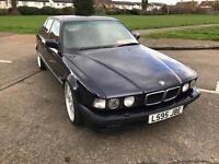 1993 BMW 730i. V8 Lpg . E32 auto