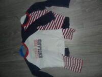 Debenhams pk of 2 2-3yrs pyjamas
