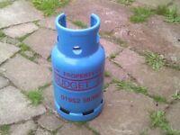 caravan spare gas bottle