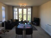 Large 2 bedroom, 2 bathroom flat, Shortstown , New Cardington, Bedfordshire , fully fitted kitchen.