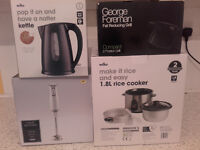 Kitchen appliances pack for 20£