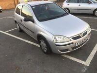 Vauxhall Corsa 1.0 i Life 3dr,2004 (54 reg), Hatchback, 11 months mot, £395
