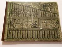PAN PIPES a book of old songs Theo Marzials illustrated by Walter Crane