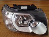 Freelander 2 Driver Side Headlight Unit