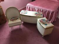 Old style bedroom furniture
