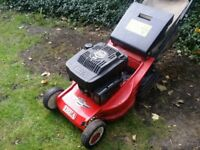 Ibea petrol lawnmower