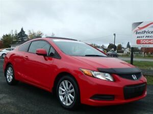 2012 Honda Civic EX!! SUNROOF!! CERTIFIED!!