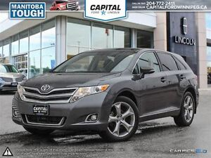 2016 Toyota Venza 4DR WGN AWD **Rear Cam-Bluetooth**