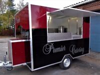 Immaculate Condition Catering Trailer 14ft Including Towbar