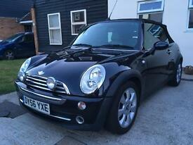 Stunning Mini Cooper Convertible HPI Clear