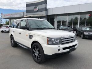 2008 Land Rover Range Rover Sport SuperCharged Fully Loaded Air