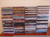 CD Collection - 118 Wide Ranging CD Albums