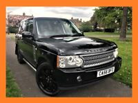 Land Rover Range Rover 3.6 TD V8 Vogue SE 5dr FULLY LOADED, SAT NAV, CAMERA