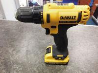 DeWalt DCD710 | 10.8v | 2 x Batteries | Charger | Boxed