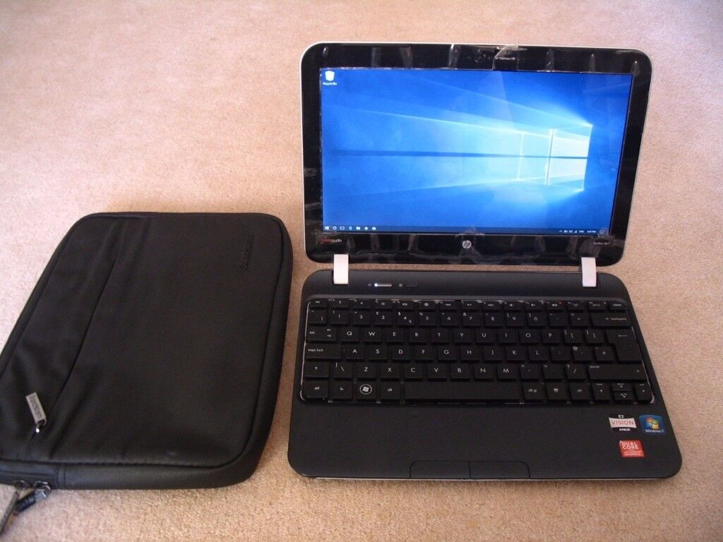 HP Pavilion dm1 notebook 4GB RAM 500GB HD Windows 10 | in ...