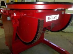 WELDING POSITIONER / HB50-5000KG