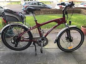 FreeGo Hawk 7 Gear Electric Bike