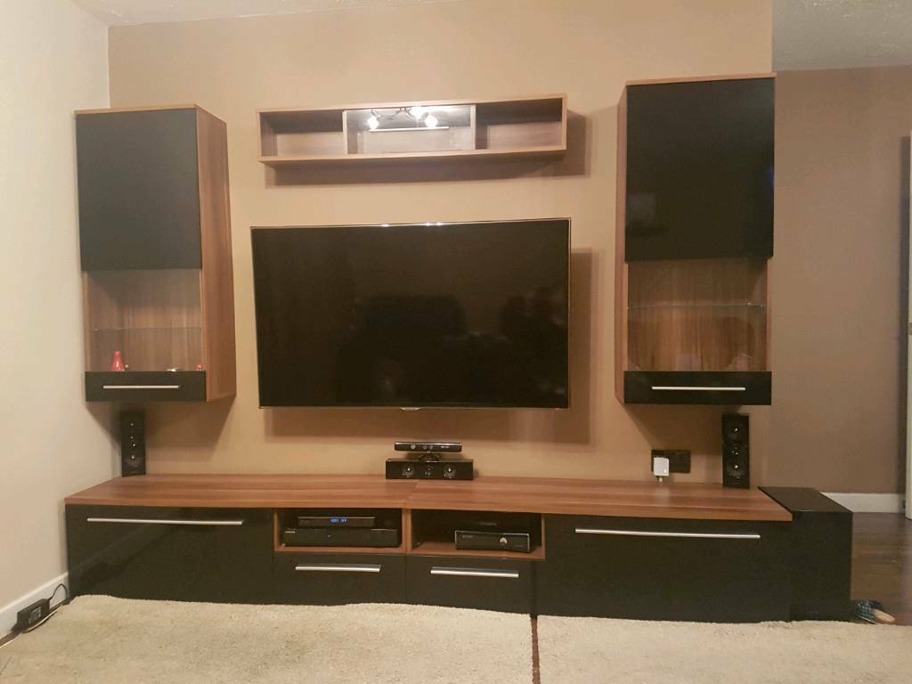 Unit tv cabinet, living room furniture