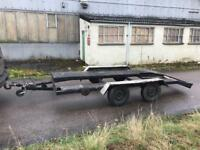 Transport trailer spare or repair