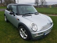 2001 MINI COOPER TAX AND TESTED FULLY LOADED DRIVE AWAY