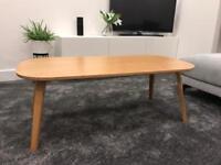 Modern Oak Coffee Table (John Lewis)