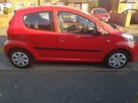 Peugot 107 Manual, LOW mileage