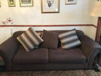 Two large sofas - excellent condition