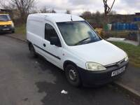 Vauxhall combo 1.7 2002