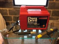 Power Devil PDW5140 Manual Metal Arc (Stick) Welder
