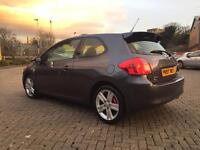 Totally immaculate toyota auris t180 d4d (type r,gti,Tdi,Leon,avensis,corolla,Yaris,RAV4