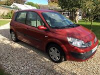 Renault Scenic 1.4 Expression Low mileage Superb condition New Mot 2005