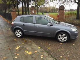 2006 Vauxhall Astra club 1.6 twinport