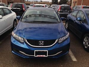 2015 Honda Civic Sedan LX -SOLD