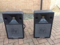 Electrovoice sx 200 12inch two way