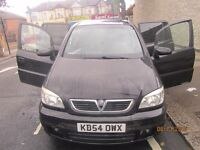 Black Zafira first see then buy