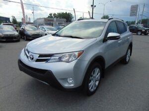 2013 Toyota RAV4 Limited*CUIR*TOIT*MAGS*NAV*CAMÉRA*