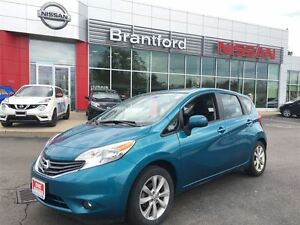 2014 Nissan Versa Note SL TECH PKG