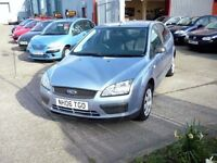 2006 Ford Focus Tdci PERFECT DRIVE MOT TAX LOW MILES Warranty GUARANTEED