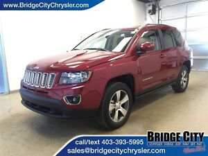 2017 Jeep Compass High Altitude EDI