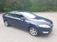 2009 FORD MONDEO 2.0 TDCI ZETEC 140 BHP 5 DOOR HATCHBACK BLUE