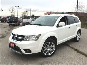 2016 Dodge Journey R/T**AWD**7 PASSENGER**DVD**SUNROOF**