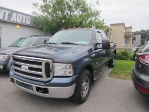 2005 Ford Série F-250 Lariat DIESEL CUIRboite 8 pied
