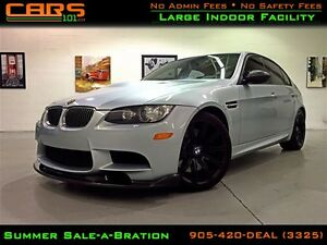 2009 BMW M3 Navigation | DCT Transmission | 400 HP Stock |