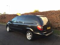 CHRYSLER GRAND VOYAGER 2.8CRD DIESEL AUTO, HEATED SEATS, LEATHER, STOW AND GO 2007 Needs tlc