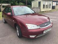 FORD MONDEO GHIA X 2L AUTOMATIC