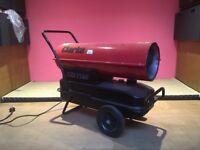 Clarke EXR110 Space Heaters - Paraffin / Diesel