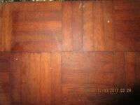 Parquet Flooring - Reclaimed - Hardwood